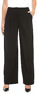THE LIMITED Women's High Rise Wide Leg Pants in Modern Stretch