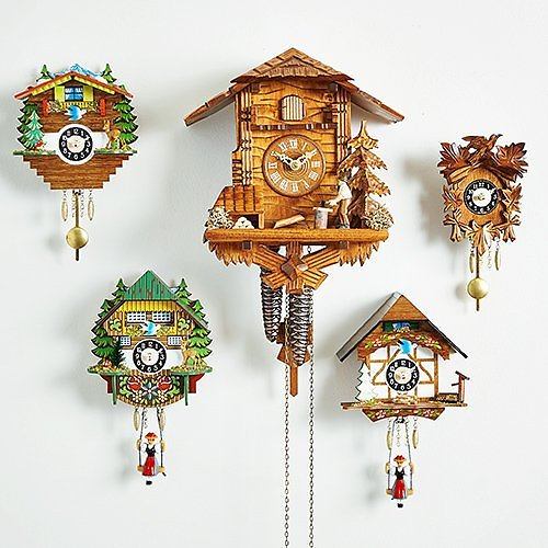 Up To 50% Off Traditional Wall Clocks