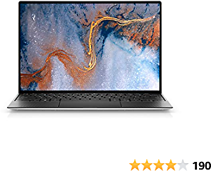Dell XPS 13 9310, 13.4 Inch FHD+ Touchscreen Laptop - Intel Evo Core I7-1185G7, 16GB LPDDR4x RAM, 512GB SSD, Windows 10 Pro - Platinum Silver (Latest Model)