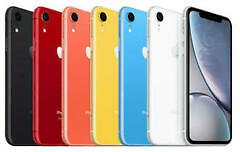 Apple IPhone XR 64GB Factory Unlocked Smartphone AT&T Verizon T-Mobile Unlocked