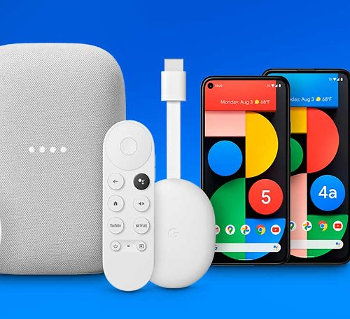Up to 50% Off Google Smart Home