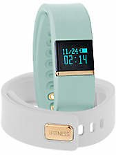 ITouch Wearables Women's IFITNESS Mint Activity Tracker Interchangeable Watch