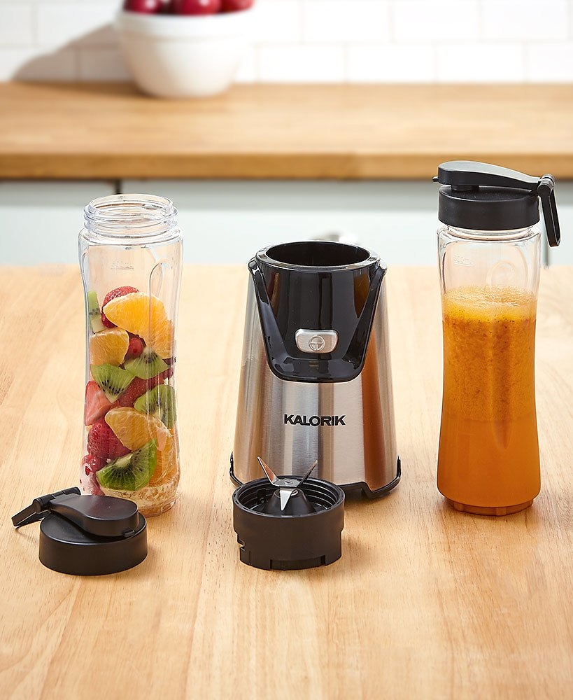 Personal Blender with 2 Sports Bottles