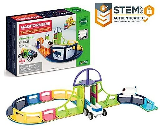 Magformers Sky Track 54PC Set (Ages 3+)