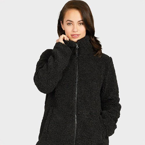Women's Teddy Sherpa Jacket (3 Colors)