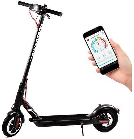 Swagger 5 High Speed Electric Scooter for Adults with 8.5