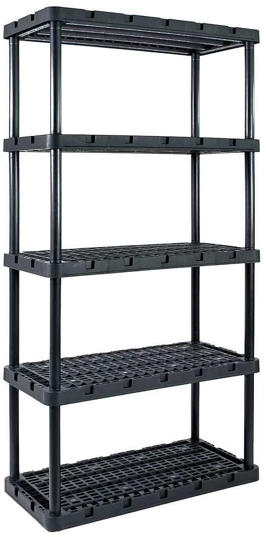 Save 59% Ace Hardware Gracious Living Knect-A-Shelf 72 in