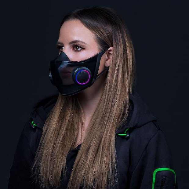 Razer's New Face Mask Ventilates The Air and Amplifies Your Voice