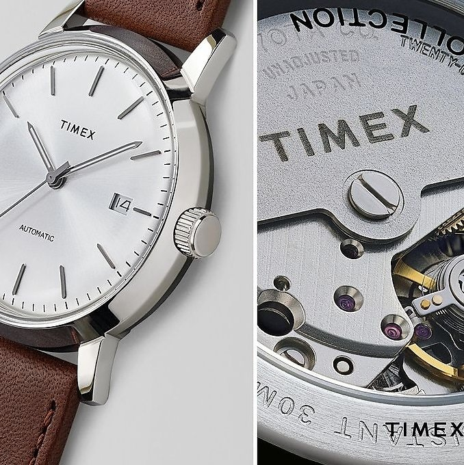 Up to 50% Off Timex Sale + Free Shipping
