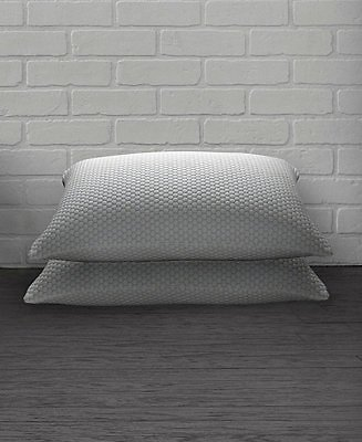 Ella Jayne 2 Pack Cool N' Comfort Gel Fiber Pillow with CoolMax Technology Collection & Reviews - Pillows - Bed & Bath