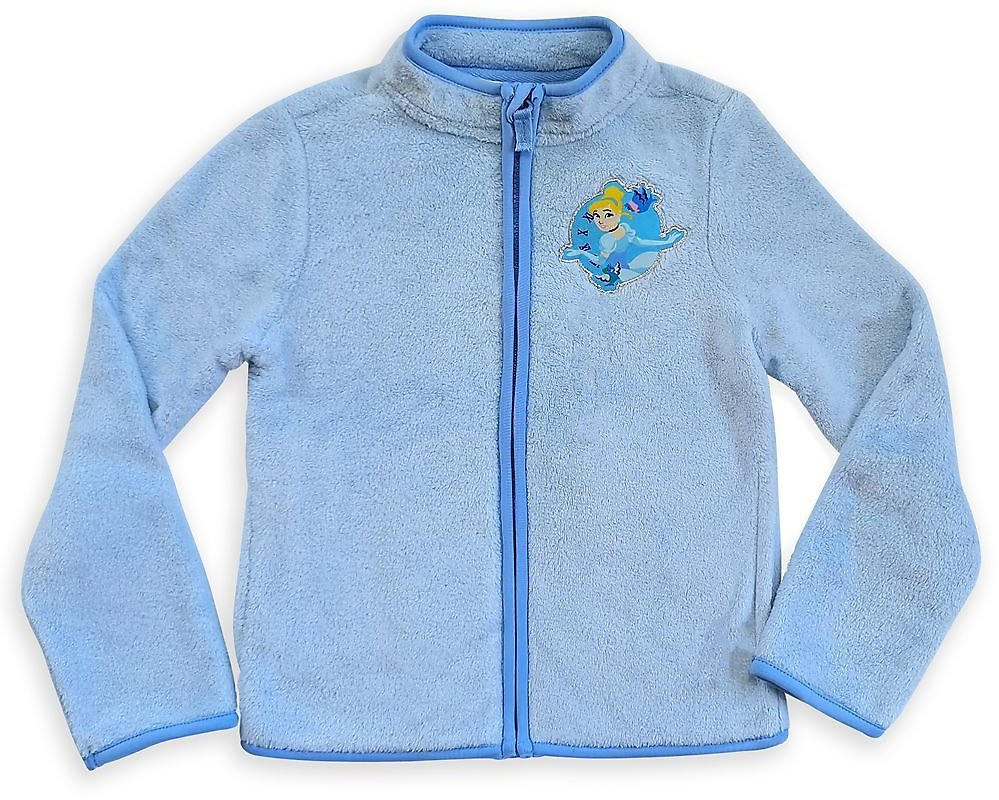 Cinderella Zip Fleece Jacket for Kids | ShopDisney