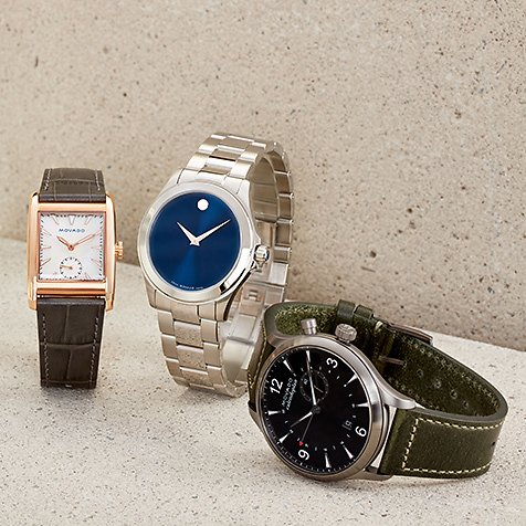 Up to 60% Off Movado Watches