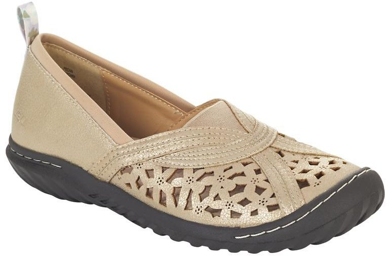 Exclusive! JBU By Jambu Pecan All Terra™ Traction Slip-On Flat