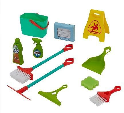 20-Piece Spark. Create. Imagine. Cleaning Play Set