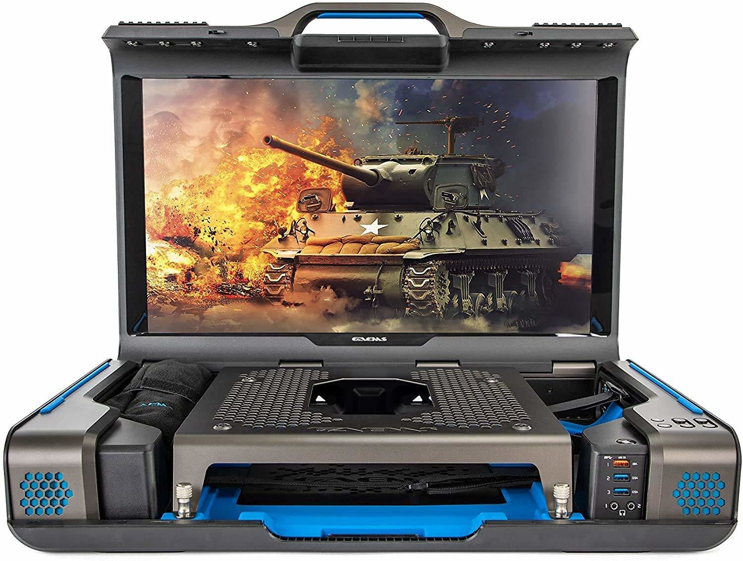 GAEMS Guardian Pro Xp - Ultimate Gaming Environment for PS4, Pro, Xbox One S, Xbox One X, Atx PC ( Consoles Not Included) - Not Machine Specific: Video Games