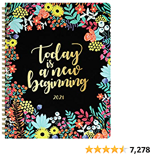 2021 Planner - 2021 Weekly & Monthly Planner with To-Do List, 8