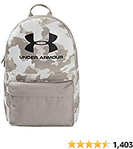 / Under Armour Adult Loudon Backpack -Highland Buff (200)/Black
