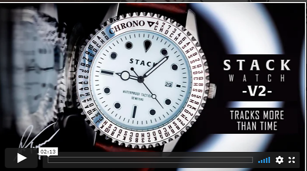 Stack Watch By Pete Turner | Ellusionist
