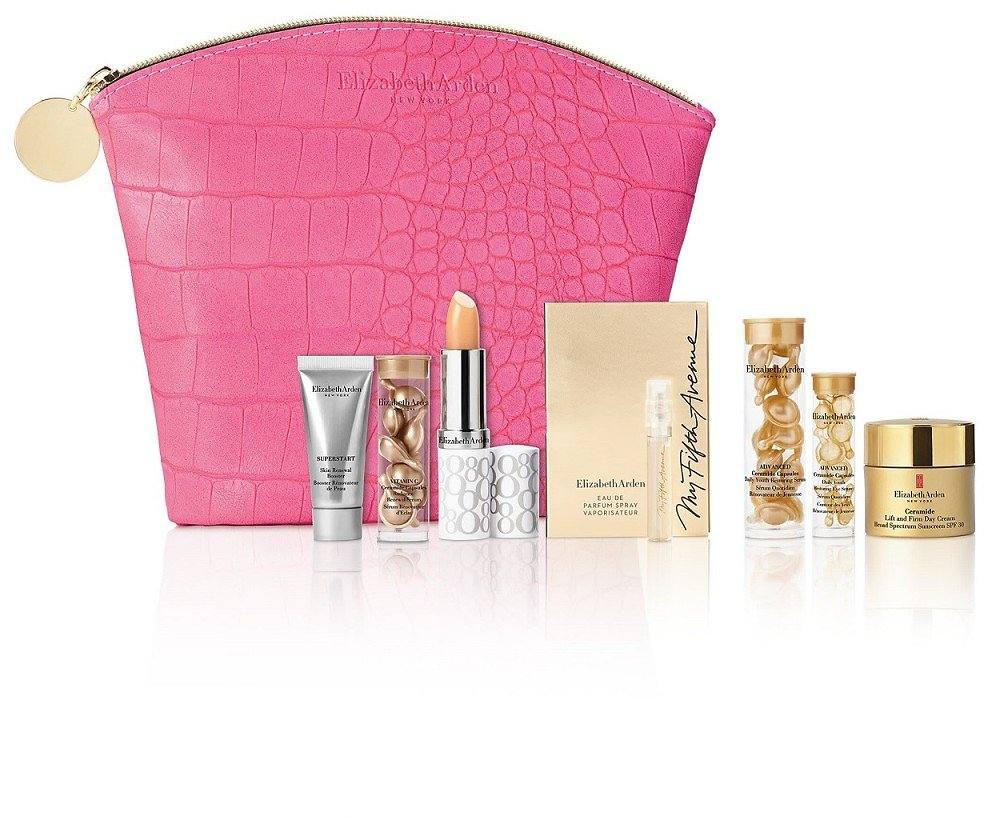 FREE 8pc Gift Elizabeth Arden with Any $37.50 Elizabeth Arden Purchase