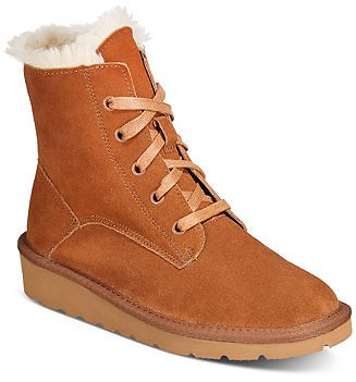 Abbbaa Cold Weather Lace-Up Boots, Created for Macy's