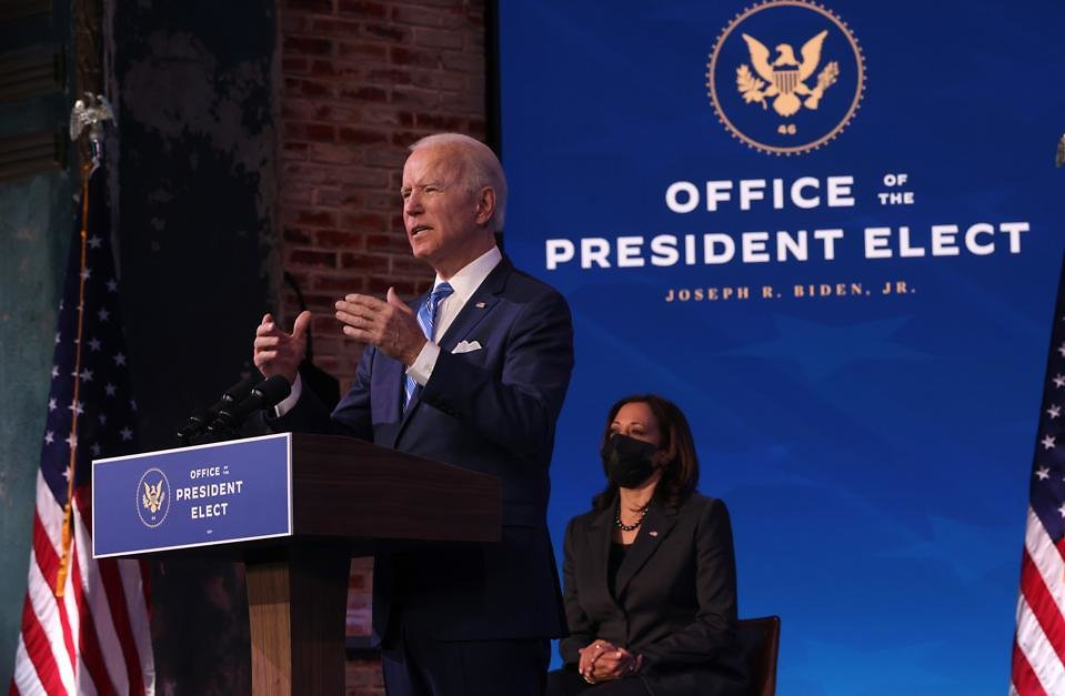 Biden's Essential Stimulus Won't Solve State And City Budget Problems