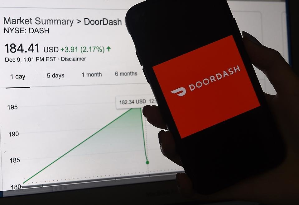 "DoorDash Has All The Makings Of The ""Next Amazon"""