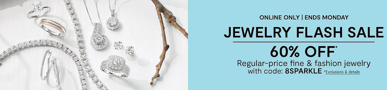 60% Off Jewelry & Watches Sale - JCPenney