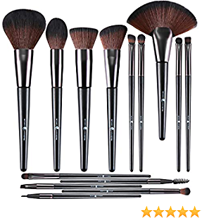 20% OFF+ Coupon: 10% OFF ON   Makeup Brushes 14PCS Makeup Brush Sets By Using Code