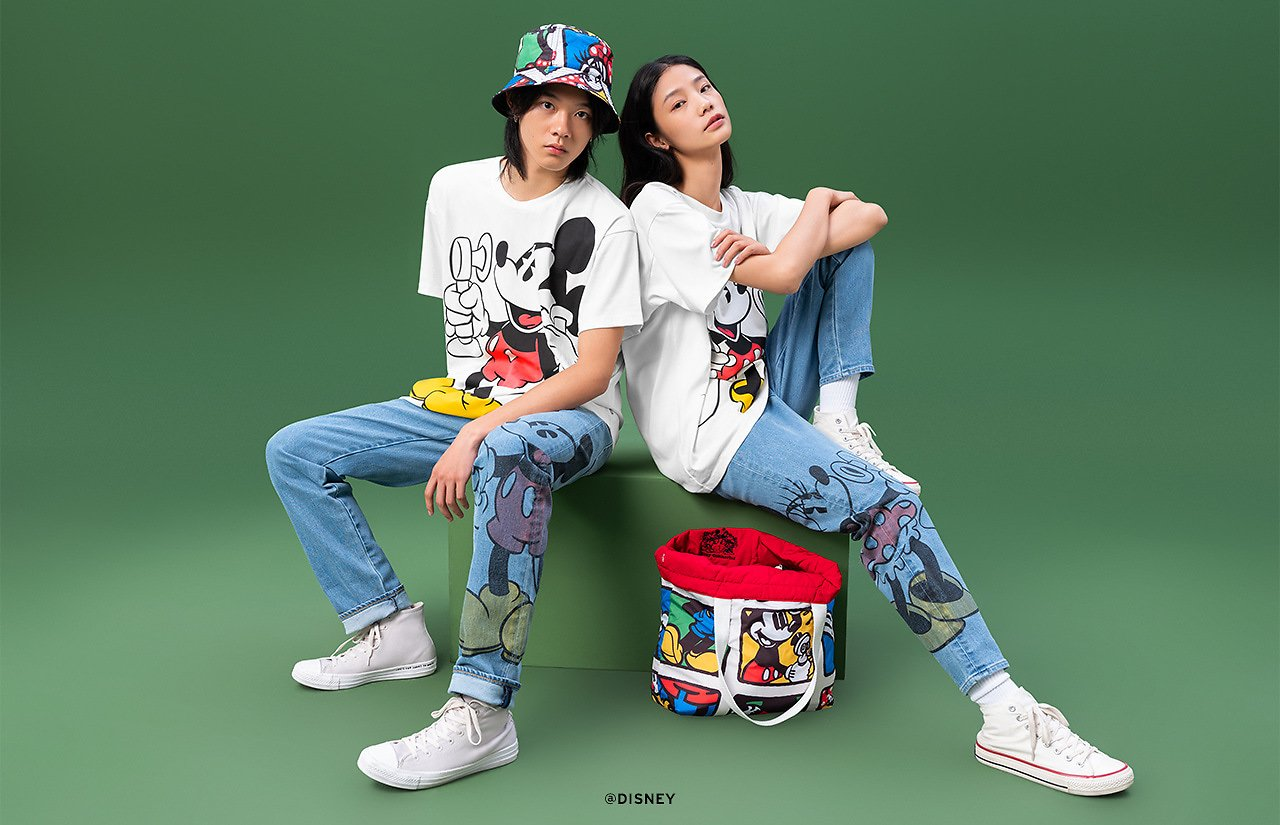 Levi's® X Disney Mickey & Friends Collection