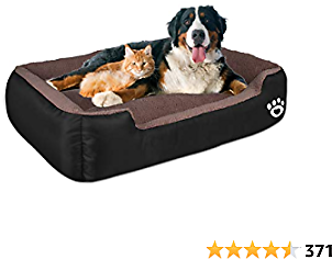 15% OFF Warmer Pet Dog Beds for Medium/Large Dog(Up to 55 Lbs)