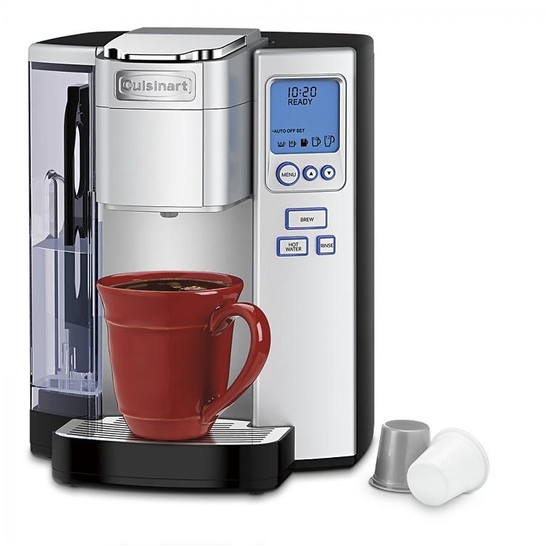 Cuisinart Coffee Makers Premium Single Serve Brewer