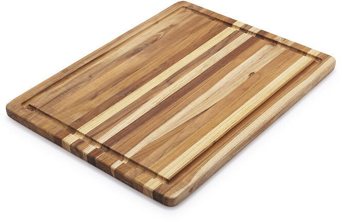 Teakhaus Edge Grain Reversible Cutting Board