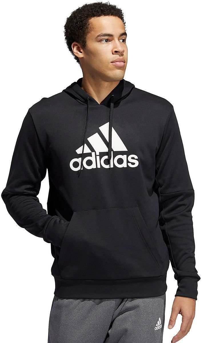 Men's Adidas Game and Go Pullover Fleece Hoodie