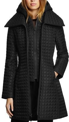 Dawn Levy Gwen Circle-Quilted Jacket Women - Bloomingdale's