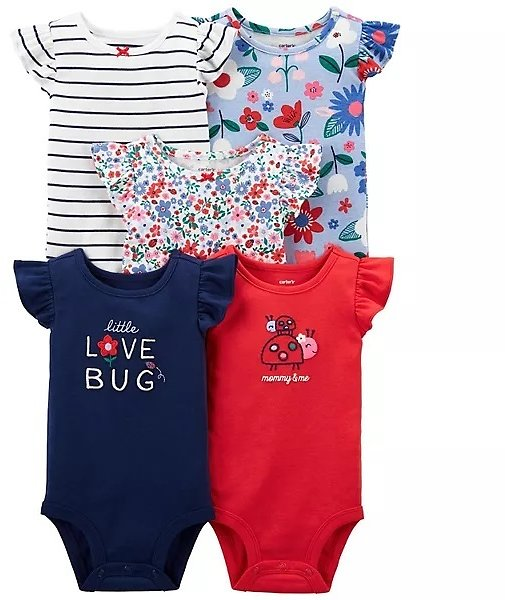 Up to 50% Off Carter's Clothing & Pajamas + Extra 30% Off
