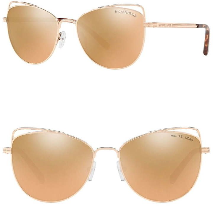 Michael Kors | Lucia 55mm Cat Eye Sunglasses | Nordstrom Rack