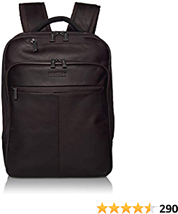 Kenneth Cole Reaction Manhattan Colombian Leather Slim 16