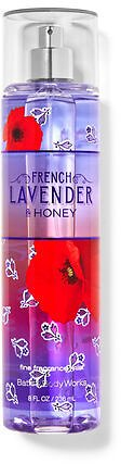 Signature Collection French Lavender & Honey Fine Fragrance Mist