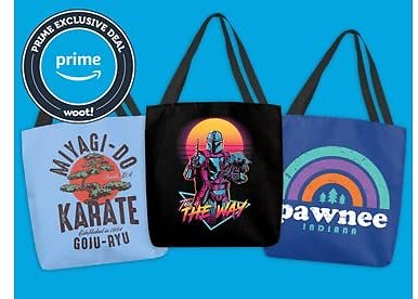 Prime Exclusive Deal: Get a Free Tote!