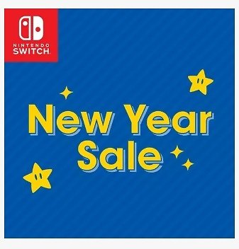 Up to 30% Off Nintendo Switch Digital Games