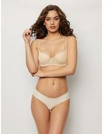 Annie Micro And Lace Contour Bra