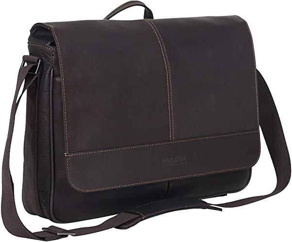Crossbody Laptop Case & Tablet Day Bag By Kenneth Cole Reaction