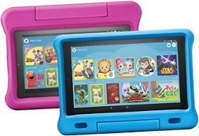 Save $50–$100 Total When You Buy 2 Select Fire Kids Edition Tablets