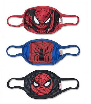 Marvel Kids Face Cover, Pack of 3