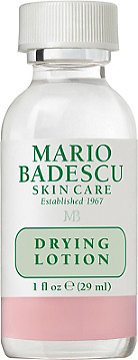 Mario Badescu Glass or Plastic Bottle Drying Lotion