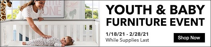 Youth & Baby Furniture Event Sales - Costco