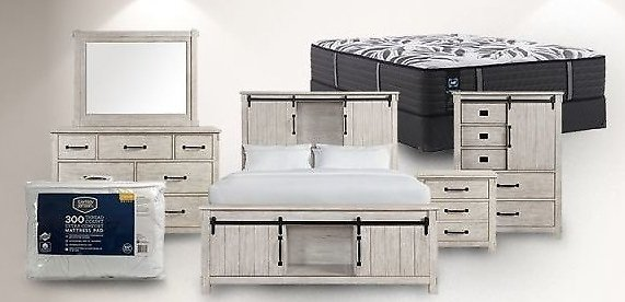 Save On Cozy New Bedroom Furniture Sets & Mattresses - BJ's