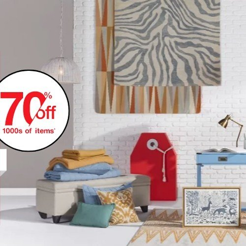 Up to 70% Off Red Tag Winter Sale