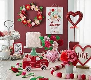 Up to 40% Off Michaels Valentine's Day Items
