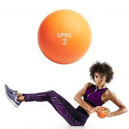 SPRI 2LB Soft Toning Ball – Fitness & Strength From Arms To Core
